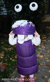 Monster Inc Halloween Costumes Monsters Inc Boo Halloween Costume Mom Machinemom Machine