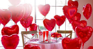valentines baloons s day decorations s day party supplies