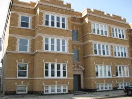 three story building maywood three story building containing residential units building