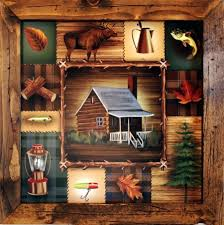 rustic cabin home decor cubicle decorating kits furnishing log home rustic house