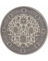 Grey Round Rug Deals On Round Wool Rugs Are Going Fast