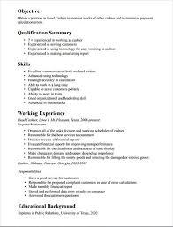 grocery store cashier job description grocery store cashier job description with excellent skills job