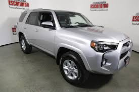 new 2017 toyota 4runner sr5 sport utility in escondido 1015095