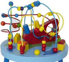 wooden bead toy table wooden bead maze toy table wooden designs