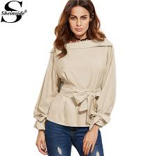 business casual blouses sheinside business casual clothing office shirts
