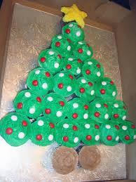 the 25 best christmas tree cupcake cake ideas on pinterest