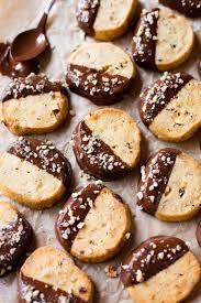 toasted hazelnut slice u0027n u0027 bake cookies with milk chocolate