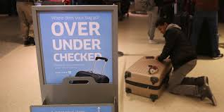 United Oversize Baggage by Airlines Travelers Need Luggage Etiquette