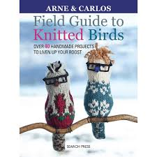 buy field guide to knitted birds by arne u0026 carlos