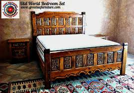 old world style bedroom furniture