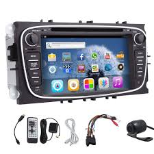 radio for ford focus eincar android 5 1 din car stereo receiver 7 inch