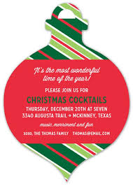 Christmas Ornament Party Invitations - 135 best christmas party invitations images on pinterest