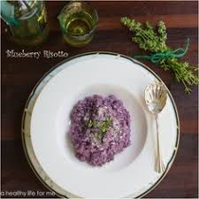 blueberry risotto recipe vegetarian thanksgiving thanksgiving