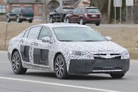 opel cascada 2018 2018 buick regal spied for the first time autoevolution