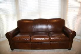 Modern Brown Leather Sofa by Brown Leather Couch And How To Care Properly Traba Homes