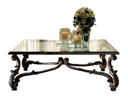 italian hand carved coffee table import temptations