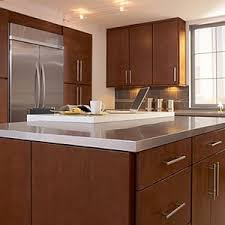 Home AKC - Slab kitchen cabinet doors