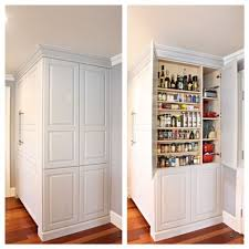 Pantry Cabinet Pantry Cabinet With Kitchen Pantry Large Custom - Kitchen microwave pantry storage cabinet