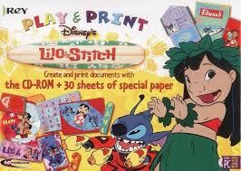 lilo u0026 stitch play u0026 print disney wiki fandom powered wikia
