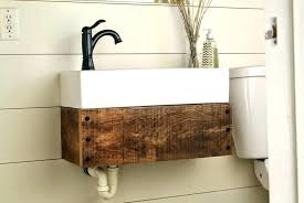 powder room sinks and vanities powder room vessel sink vanity younited co