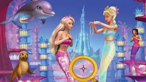 barbie mermaid tale 2 game