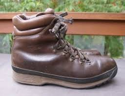 s rockport xcs boots vtg rockport xcs leather hiking boots made in italy s 10 1 2 m