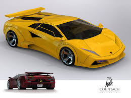 yellow lamborghini countach 2010 lamborghini countach specs and photos strongauto
