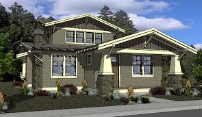 Craftsmen Style Prairie Style House Plans Prairie Style House Plans At Dream Home