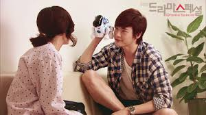 film sympathy lee jong suk kim woo bin lee jong suk today drama special when i was the