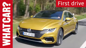 volkswagen arteon stance 2017 volkswagen arteon review what car first drive cars