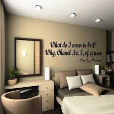wall decal quotes for bedroom jen joes design creating wall image of marilyn monroe wall decal quotes