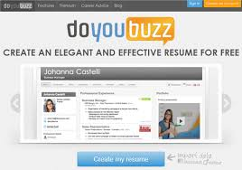 Create A Resume For Free 10 Free Online Tools To Create Professional Resumes Hongkiat
