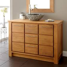 teak bathroom furniture beauty and warmth of teak bathroom