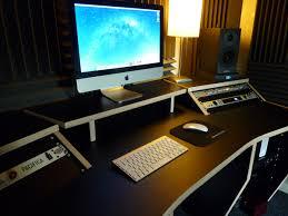 Studio Desk Rack by Project Studio Desk The Origin The Origin The New Studio Desk