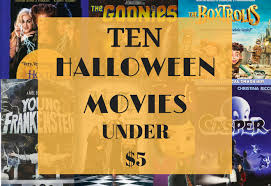 10 Family Friendly Halloween Movies Under 5