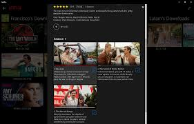 download tv shows and movies from netflix to your windows 10 pc