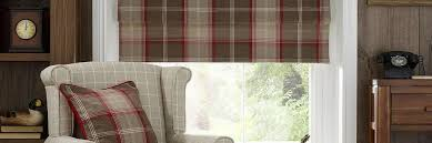 Roman Blinds Made To Measure Checked Made To Measure Roman Blinds Curtains Made For Free