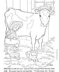 farm animals coloring page printable 51 farm animal coloring pages 3718 cow coloring pages