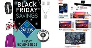black friday sams club sam u0027s club details its black friday plans plus a look at an