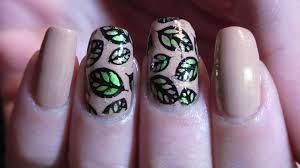 fall nail art design 2016 autumn nail art manichiura de