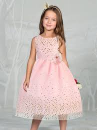 flower girl dresses gorgeous mesh flower girl dress with gold dots easter girl dresses