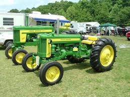 the model 40 the john deere model 420 tractors and crawlers