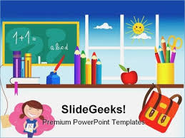 Free Powerpoint Education Templates Skywrite Me Free Ppt