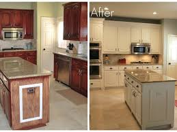 Easy Way To Paint Kitchen Cabinets Kitchen Colors 55 Kitchen Cabinet Painting Before And After