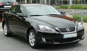 lexus 2010 black file lexus is 220d xe2 facelift front 20100731 jpg wikimedia