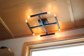 Install Can Lights In Existing Ceiling by Fresh Kitchen Lights Ceiling 77 For Your How To Install Recessed