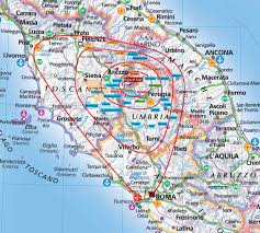 Italy Map Tuscany by How To Get To Borgo Di Vagli