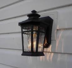 home decorators collection waterton 1 light outdoor ridge