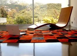 Modern Rugs For Living Room Modern Rugs Contemporary Living Room Montreal By Tapis