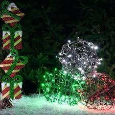 outdoor lighted christmas decorations outdoor christmas ornaments large plastic outdoor ornaments